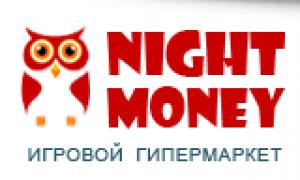 Night-money — обзор сервиса игровой прокачки