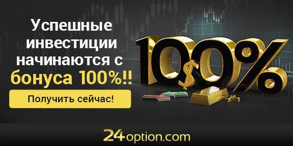 торговая платформа 24Option.com