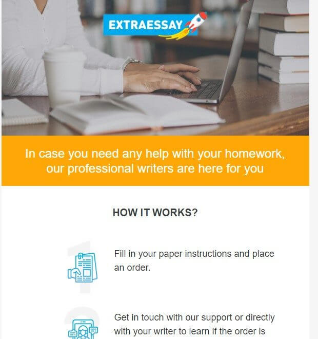 Шаблон для email рассылки